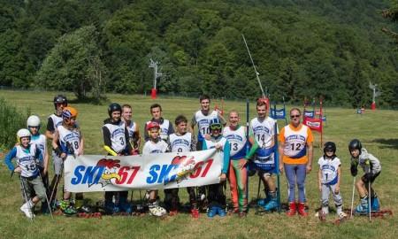 Course PROMO de ski sur herbe du Dimanche 5 Juillet 2015