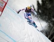 Thibaut, vainqueur du slalom géant à Isola 2000