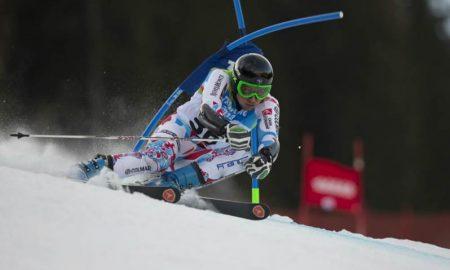 1er TOP 10 en Coupe d'Europe et victoire en FIS – du très grand Thibaut Favrot !!!