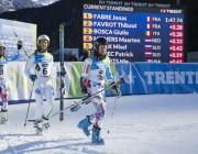 Thibaut FAVROT Vice Champion du Monde Universitaire en Géant