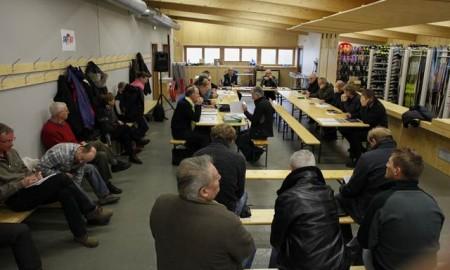 Assemblée Générale du CD67