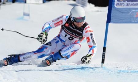 Thibaut Favrot 24ème en Coupe du Monde à Alta Badia