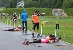 Stage Biathlon Ski67 à la Féclaz