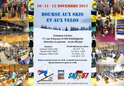 Bourse aux Ski et aux Vélos du 10 au 12 Novembre à Schiligheim