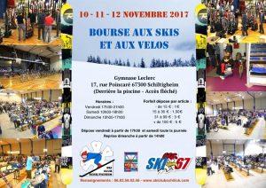 Bourse aux Ski et aux Vélos du 10 au 12 Novembre à Schiligheim @ Gymnase Leclerc Schiltigheim | Schiltigheim | Grand Est | France
