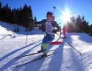 Biathlon aux Bottelets samedi 9 Décembre 2017