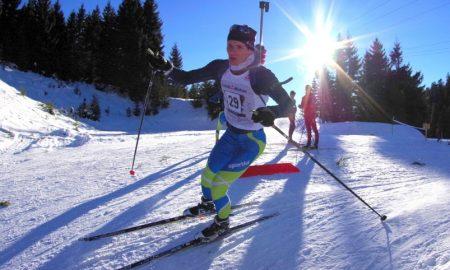 Biathlon Régional au Champ du Feu