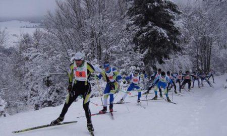 Excellents résultats en ski Nordique à la Nordique des Crêtes du 28/01/18
