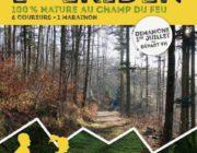 Ekiden Nature (marathon en relais) au Champ du Feu le 1er juillet 2018