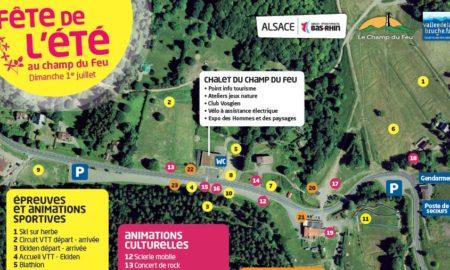 Fête d'été du 1er Juillet au Champ du Feu – appel aux volontaires