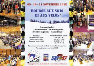 Bourse aux Skis et aux Vélos @ Gymnase Leclerc | Schiltigheim | Grand Est | France