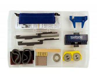 Commande groupée de matériels d'affûtage Tooltonic
