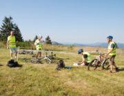Vendredi 21 juin a-midi : travaux de nettoyage sur les parcours VTT