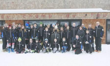 Sortie découverte des activités de ski dans le Bas-Rhin le 28/11/15