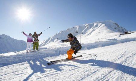 SKI TEST organisé par le Comité de Ski à Stubai (Autriche)