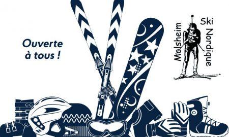 Bourse aux Skis le 24 et 25 Novembre à Molsheim