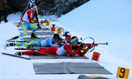 Biathlon aux Bottelets du samedi 9 Décembre 2017