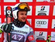 Thibaut Favrot 17ème en Coupe du Monde à Garmisch