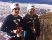 Courses régionales du 14 Janvier : victoires pour Margaux Seitz et Grégoire Couval