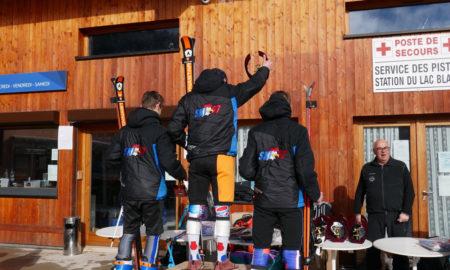 Coupe d'Argent U12  Slalom le 27/1