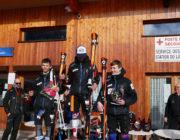 Cloé Humbertclaude et Edgar Bellin les vainqueurs du 18 Février