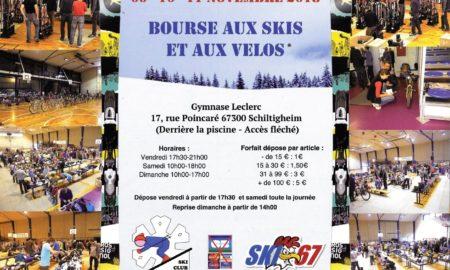 Bourse aux Skis et aux Vélos
