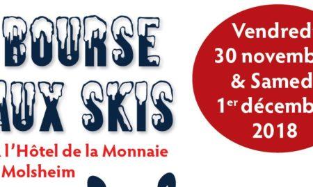 Bourse aux skis organisés par Molsheim SN le 30/11 et 1/12