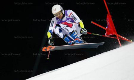 Thibaut va faire ses débuts en Coupe du Monde de slalom!