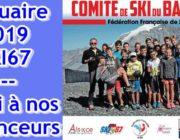 Annuaire 2019 du Comité de Ski