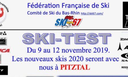 Skis tests 2019 – c'est lancé