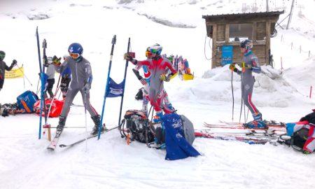 Stage de ski à Zinal du 16 au 19 Novembre 2019