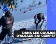 Dans les coulisses d'Alsace Ski Compétition