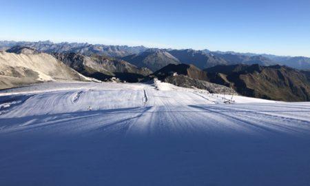 Stage ski Toussaint Hintertux 26 au 30 octobre 2020