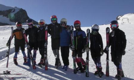 Entraînement Ski Alpin du Samedi 12/12/20