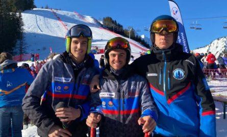 Championnats de France Elite, Adrien superbe 32ème et 5ème U18