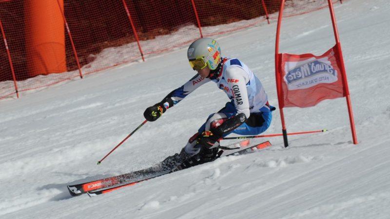 "Alsace Ski Compétition - Groupe "" Elite"""